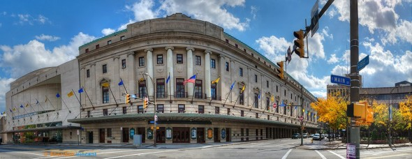 Vincent-Eastman Theatre 2012