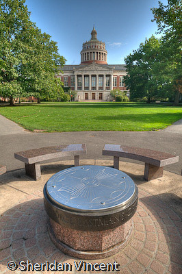 George Eastman Quadrangle, University of Rochester by Sheridan Vincent