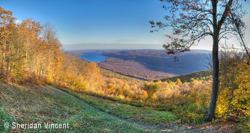 Honeoye Lake by Vincent