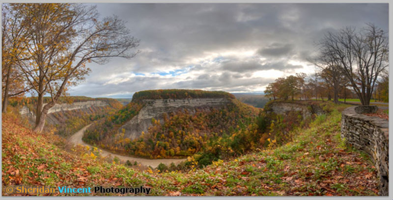 Letchworth Fall 2011